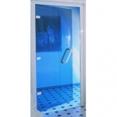 Walled-In Steam Rooms
