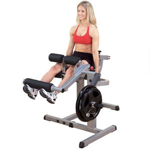 Leg Extension/Curl Machines