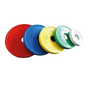 Bumper Plates Micro-Size