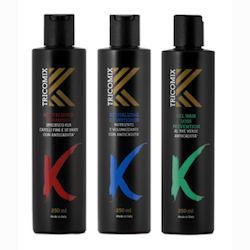 Tricomix Shampoo e Fissatori