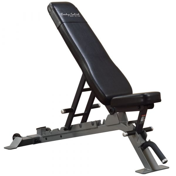 Body Solid Pro Club Line Commercial Bench SFID325 (Pronta Consegna)
