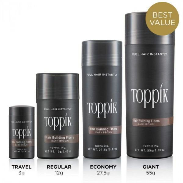 Toppik (scegli il formato)