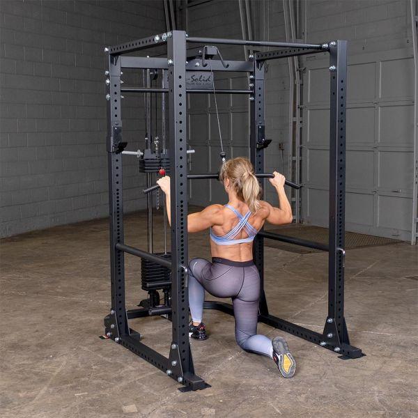 Body-Solid Power Rack GPR400 (Pronta consegna)