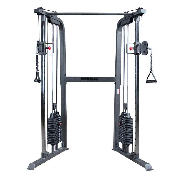 Powerline Cable Cross Functional Trainer PFT100 + Bench 130X